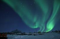 南極セミナーオーロラ写真