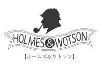 holms wotoson ロゴ