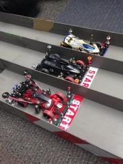 ミニ4駆レースの写真